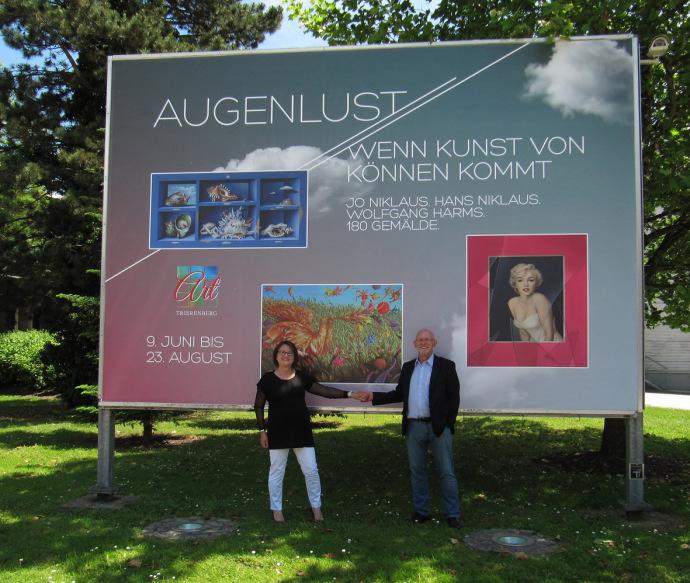 Nürnberger Künstler, Fantastische Malerei,Digitaldrucke Wolfgang Harms,