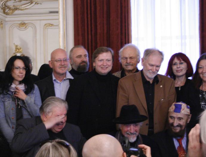 PhantastenMuseum in Wien, Ernst Fuchs, Arik Brauer, Reinhard Schmid, Wolfgang Harms,Gerhard Habarta, Proksch,