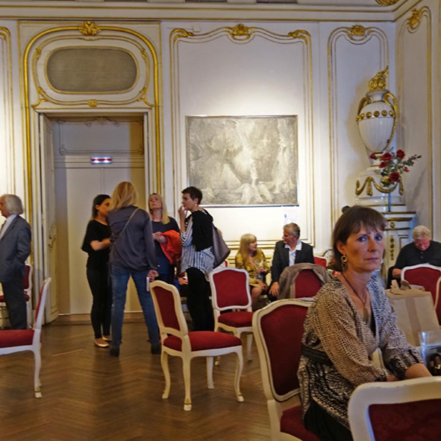 PhantastenMuseum Wien Eröffnung der Ausstellung